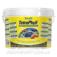 Корм Tetra Phyll 10 л, 2050 грамм