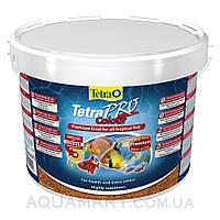 Корм Tetra Pro Colour Crisps 10 л, 2100 грамм