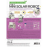 Науковий набір 4M Робот на сонячній батареї 3-в-1 (00-03377), фото 4