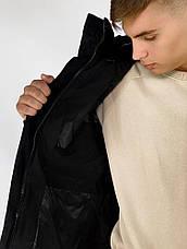 Зимняя Куртка Everest Intruder черная., фото 2