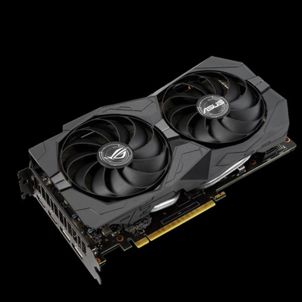 Видеокарта ASUS GeForce GTX 1660 SUPER Strix O6G Gaming (ROG-STRIX-GTX1660S-O6G-GAMING)