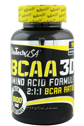 BCAA 3D BioTech USA, фото 2