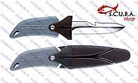 Нож для подводной охоты и дайвинга Cressi Lama Apnea