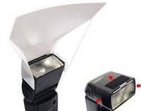 Рассеиватель для накамерных вспышек JJC PD-4B diffuser