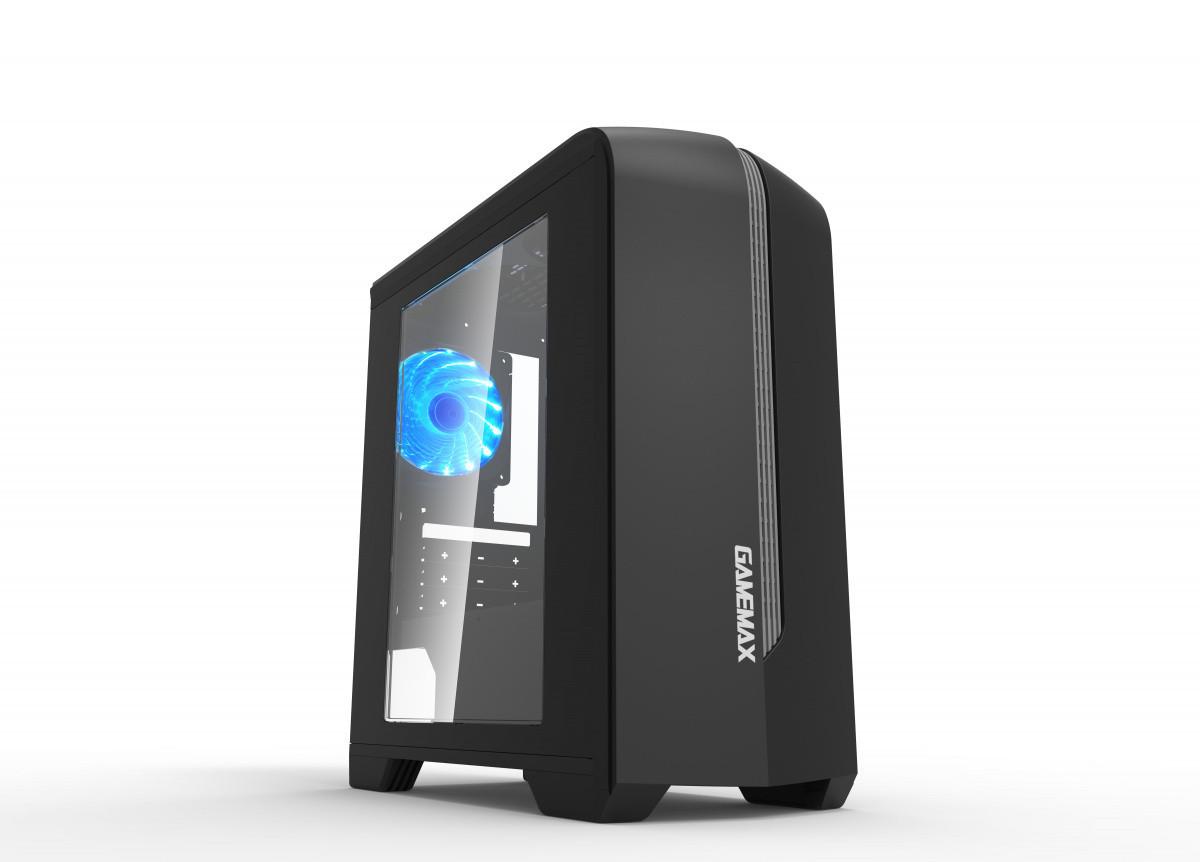 "Игровой компьютер KIEV-IT™ ""Star Game"" Core i5 6400   H110   RX470   DDR4 8GB   SSD 120GB   500W"