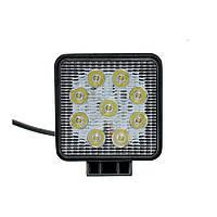 Фары LED WL-103 ближний свет 27W/9-32V/9LEDх3W/2000Lm/6000K EP9 FL SW