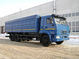 Тентовая накидка на ГАЗ 3307 3,0*4,5 м