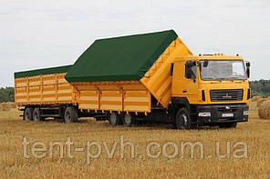 Тент на зерновоз  3,0*7,0 м