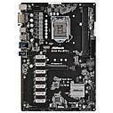 "Материнская плата ASRock H110 Pro BTC+ s.1151 DDR4 ""Over-Stock"" Б/У, фото 2"