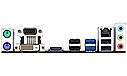 Материнская плата Gigabyte GA-H110M-S2H DDR3 s.1151 Б/У, фото 3