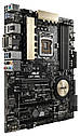 "Материнская плата ASUS Z97-PRO Socket 1150 DDR3 Z97 ""Over-Stock"" Б/У, фото 2"