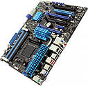 "Материнская плата Asus M5A99FX PRO R2.0 Socket AM3+ DDR3 ""Over-Stock"" Б/У, фото 3"