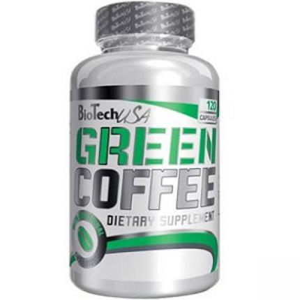 Green Coffee BioTech USA 120 caps, фото 2