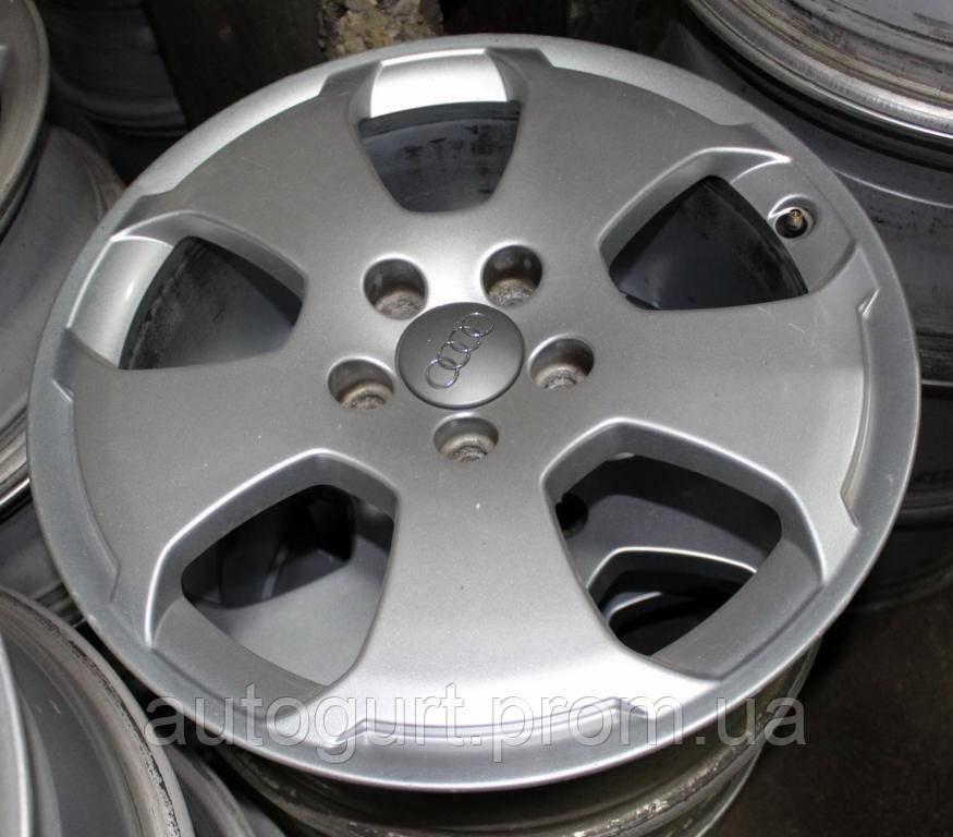 Диски Audi 7.5x17 5x112 ET56 Dia66.5 8P0.601.025C оригинал Germany