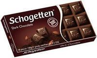 Черный шоколад Schogetten Dark, 100 гр