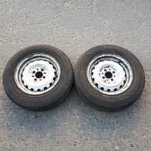 Диски колесные ВАЗ 2103 2106 + шины пара 2шт R13