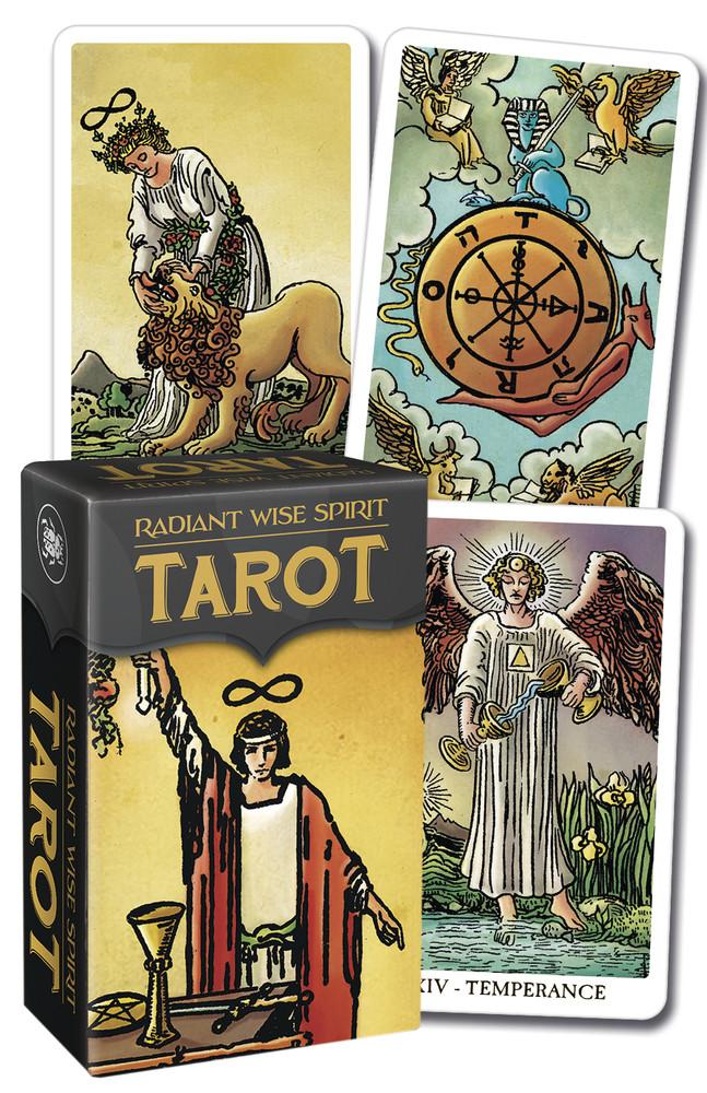 Radiant Wise Spirit Tarot mini/ Таро Сяючого Мудрого Духу міні