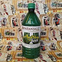 Сок Алоэ Вера Патанджали, Aloe Vera Juice Patanjali, 1000 мл, фото 1