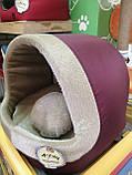 Будка для котов и собак Мех №2 425х375х375 Лори, фото 3