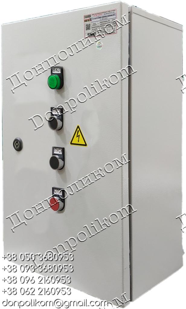 РУСМ5412 - ящик управления реверсивным асинхронным электродвигателем