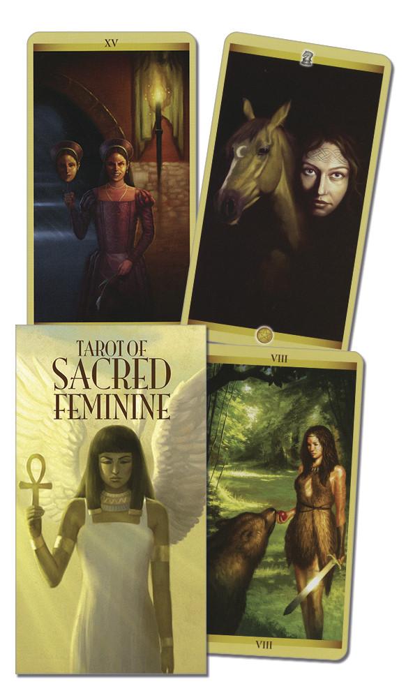 Tarot of Sacred Feminine/ Таро Священной Женственности