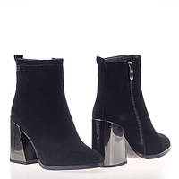 Сапоги, ботинки, демисезон женская обувь, натуральная кожа оптом, осень-весна, фото 1