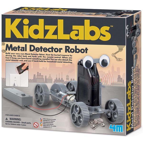 Робот-кладоискатель своими руками 4M (00-03297)