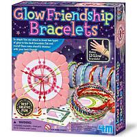 Набор для создания украшений 4M Светящиеся браслеты (00-04662)