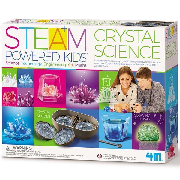 Набор для исследований 4M Наука о кристаллах (00-05534)