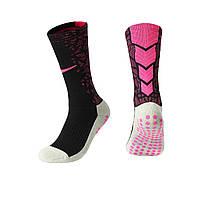 Тренировочные носки Nike (черный+розовый)