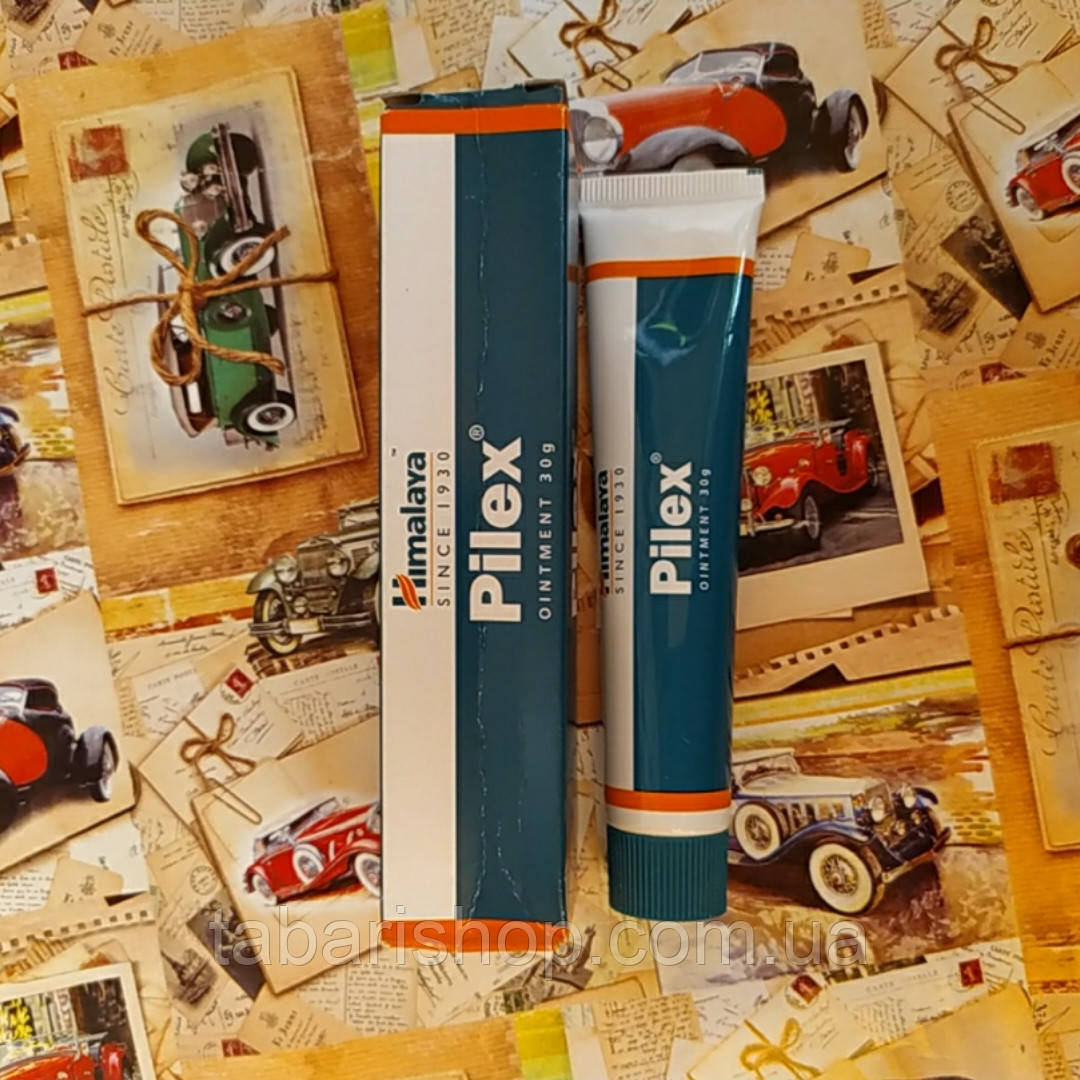 Пайлекс гель, Pilex Ointment, 30 гр