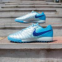 Сороконожки Nike Tiempo X (39-45)