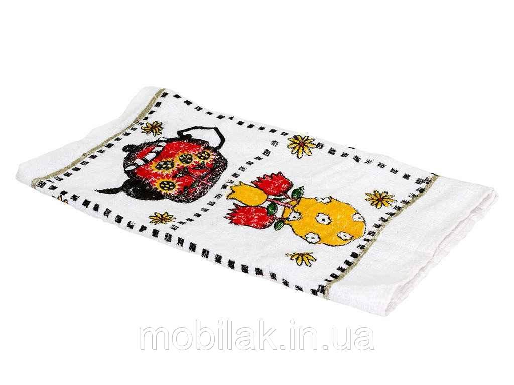 Рушник кухонний Нектар 38*63см (71-63-024) ТМLOTTI