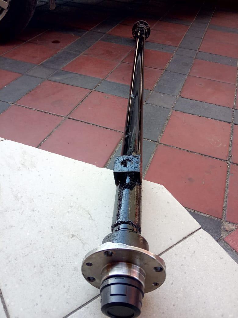 Балка для прицепа под жигулевское колесо АТВ-140(08Р)
