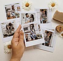 Печать фото Полароид/Polaroid (9*8 см)