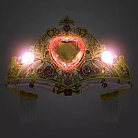 Тиара принцессы со световыми эффектами Disney Princess Light-Up Tiara 2020, фото 1