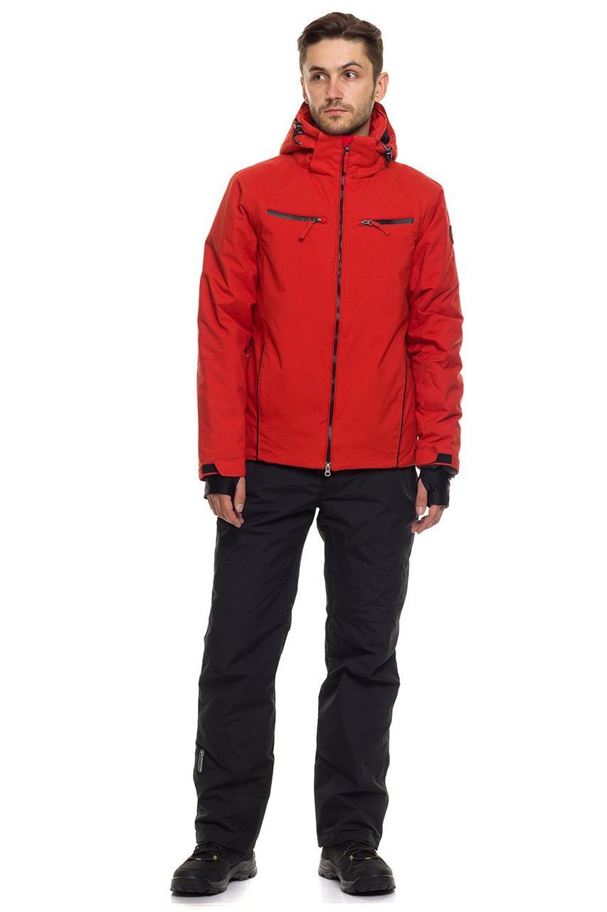 Горнолыжный костюм Brooklet мужской красный