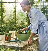 Садовый инвентарь и строительные материалы