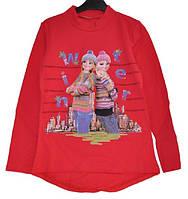 """Батник """"Winter"""" малинового цвета для девочки от 11-14 лет,утепленный,на байке."""