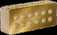 Облицовочный кирпич «Литос» колотый пустотелый с фаской
