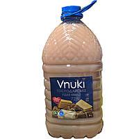 """Мыло хозяйственное жидкое """"Vnuki"""" (5 л)"""