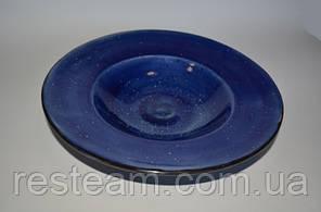 "Тарелка Farn ""Сиеста"" паста 27 см (синяя)"