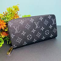 Кошелек Louis Vuitton (LV) Луи Витон черный, фото 1