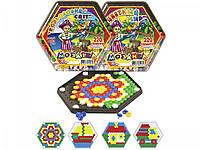 """Іграшка мозаїка """"Кольоровий світ ТехноК"""", арт. 2070"""