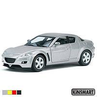 Автомодель Kinsmart Mazda RX-8 (5071W)