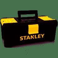 """Ящик для инструментов Stanley ESSENTIAL 12.5"""" пластиковый 180х130х325 мм"""