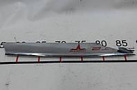 Зап. части для авто Tesla. Накладка люверса нижняя правая хром Tesla model S 6009385-00-C 6009385-00-C TRIM-FR