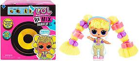 Кукла ЛОЛ Ремикс с волосами Музыкальный сюрприз S4 W1 L.O.L. Surprise! Remix Hair Flip 566977