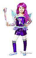 Детский карнавальный костюм Феи Винкс Текна Код. 670