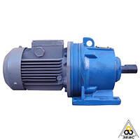 Мотор-редуктор 3МП-31,5 (3 ступени, 16 об/мин, АИР56В2), фото 1
